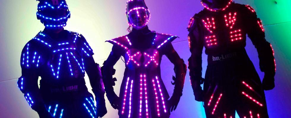 Robot Led Homme & Femme…