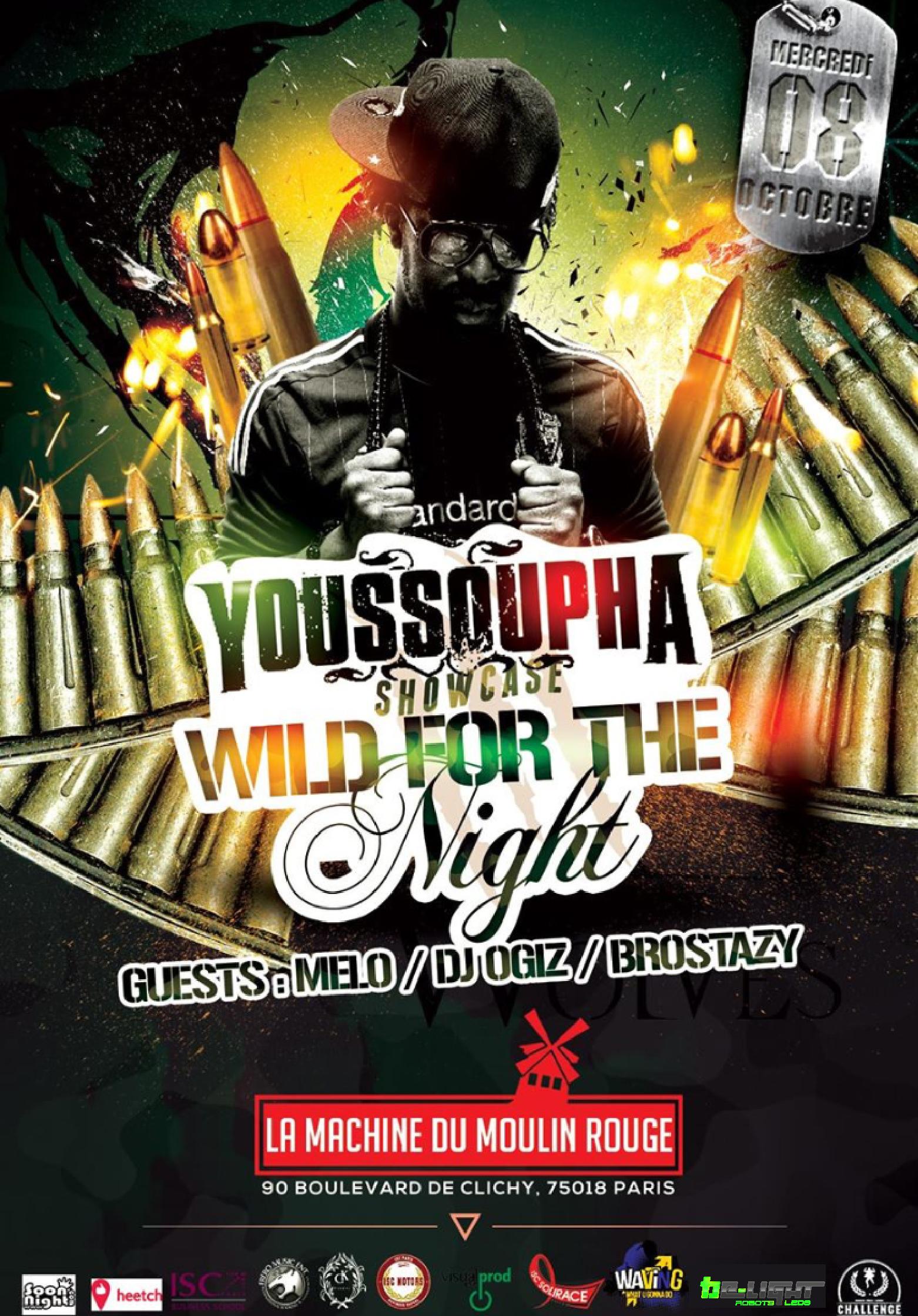 youssoupha be light
