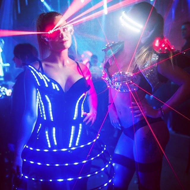 belight belightrobot robotled robotsleds performer performeur performers performeurs led laserhellip