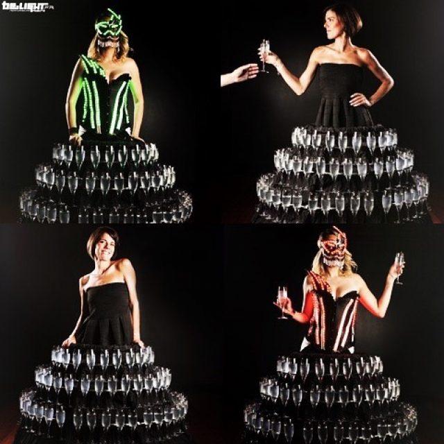 belight robechampagne robecocktail champagne belightperformer mariage weddingdress wedding reception aperohellip